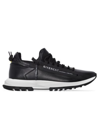 GIVENCHY נעל בצבע שחור דגם SPECTRE LOW RUNNERS